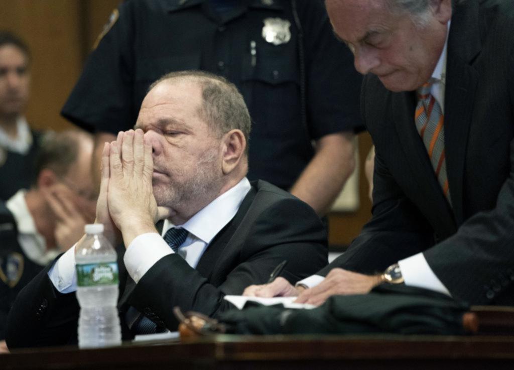 Un respiro para Weinstein: desestiman un cargo de acoso