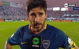 """Pablo Pérez: """"Parecemos criminales porque jugamos mal con River y Gimnasia"""""""