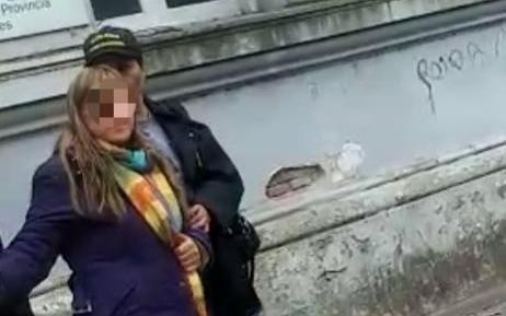 La mujer que está detenida por el asesinato de su ex marido en La Loma, a un paso de la preventiva