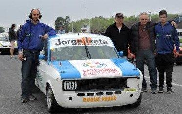 Izeta y Porta ganaron en la Monomarca Fiat