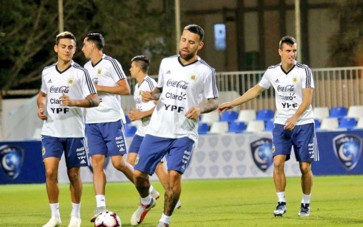 La Selección entrenó pensando en Brasil y hay siete titulares casi confirmados