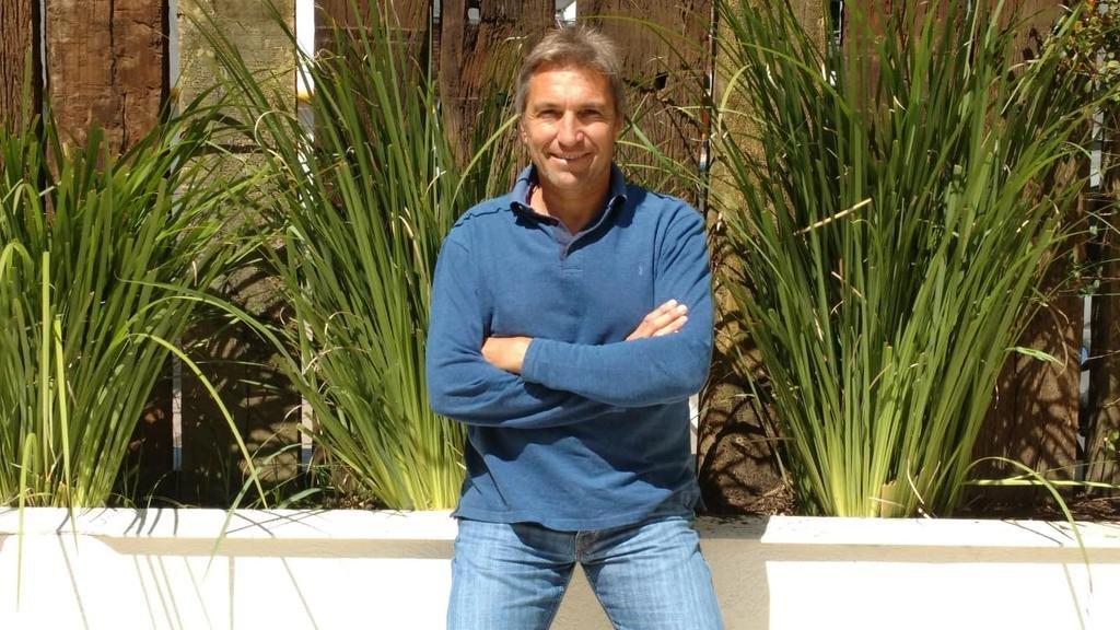 Sánchez Astrolog, ex tripero, recordó su amor por el club