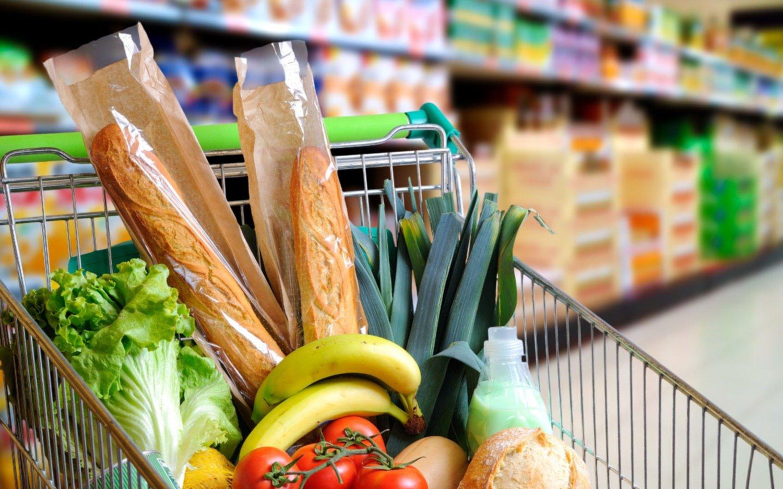 Los alimentos subieron este año por encima de la inflación