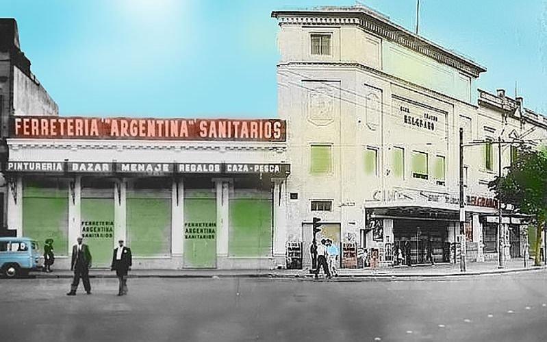 Un recordado cine