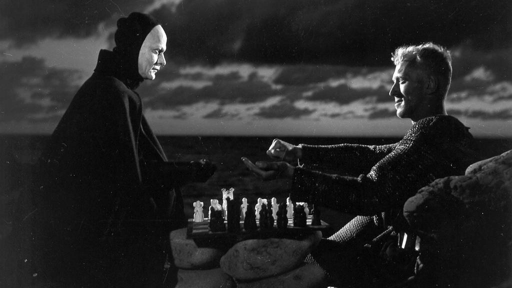Cine clásico y a la gorra con una obra maestra de Ingmar Bergman