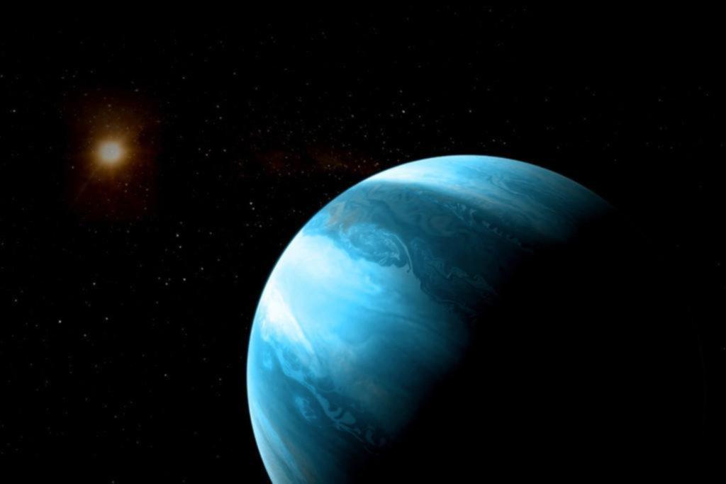 Un inusual exoplaneta gaseoso desafía la teoría sobre la formación planetaria