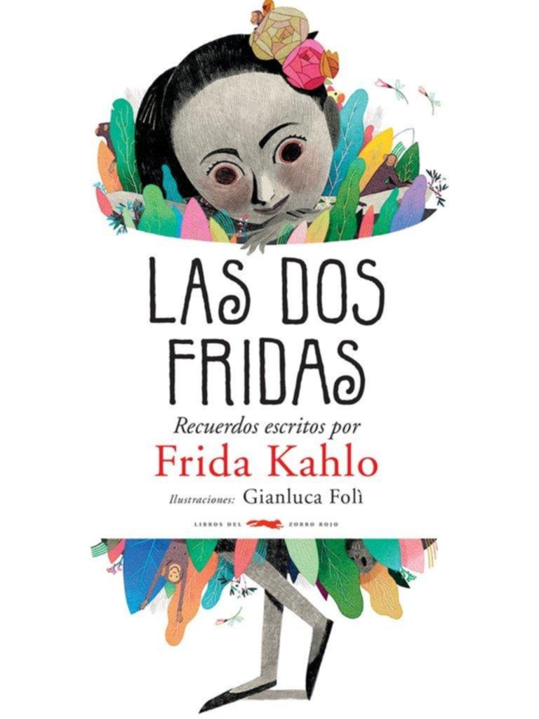 Un libro ilustrado que rescata la voz íntima y personal de Frida Kahlo