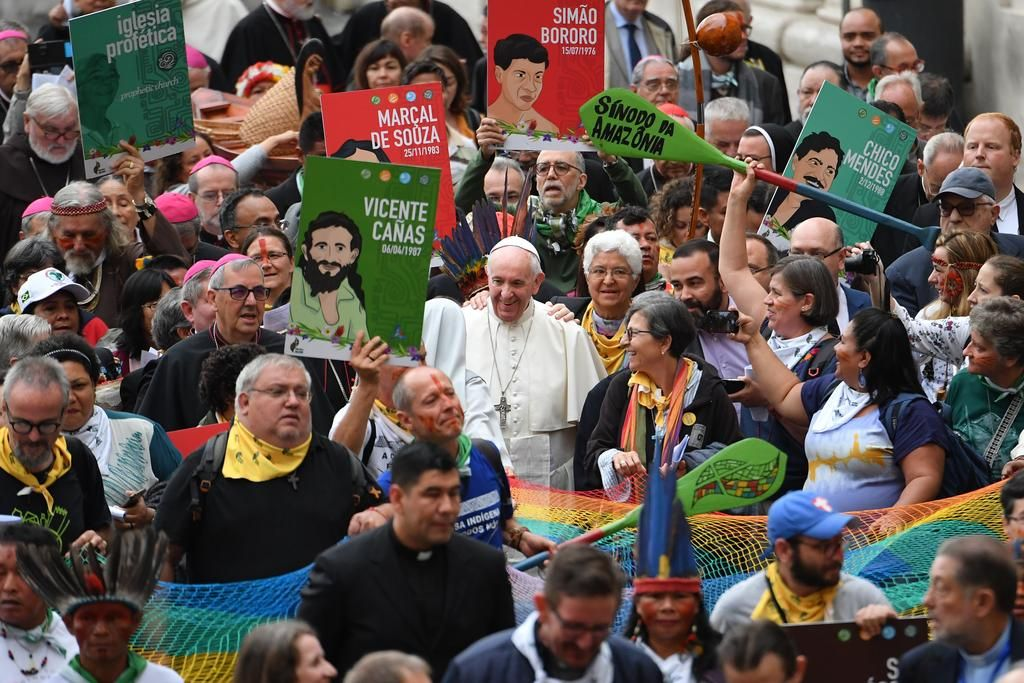 """El Papa cuestionó el desprecio en Argentina a """"los bolitas, los paraguas y los cabecitas negras"""""""