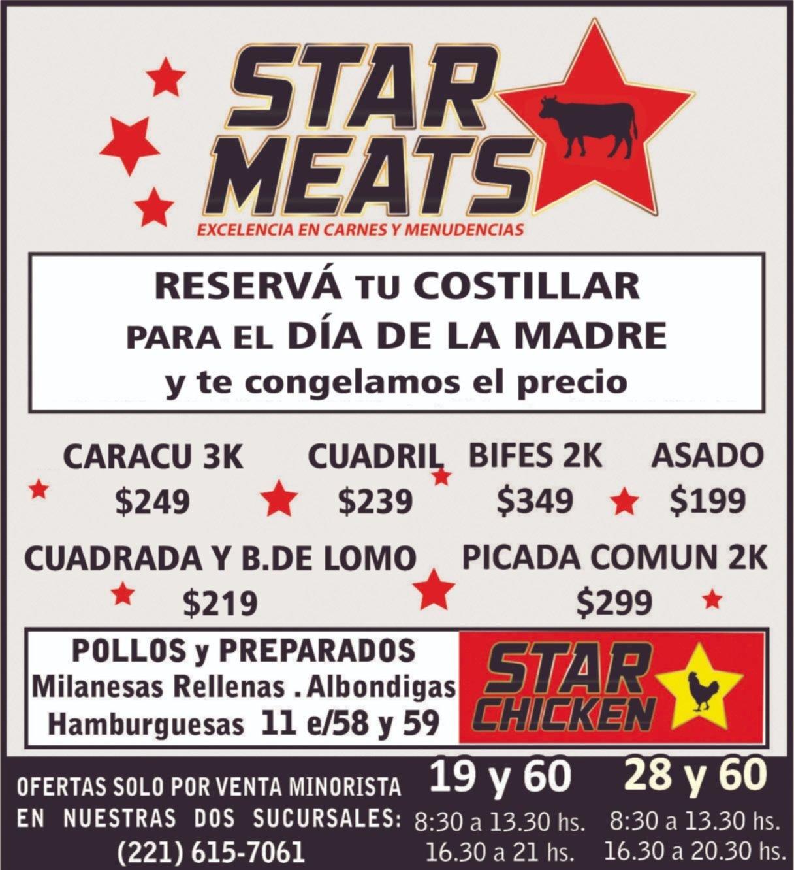 Los mejores precios y la calidad de siempre en carnes y menudencias
