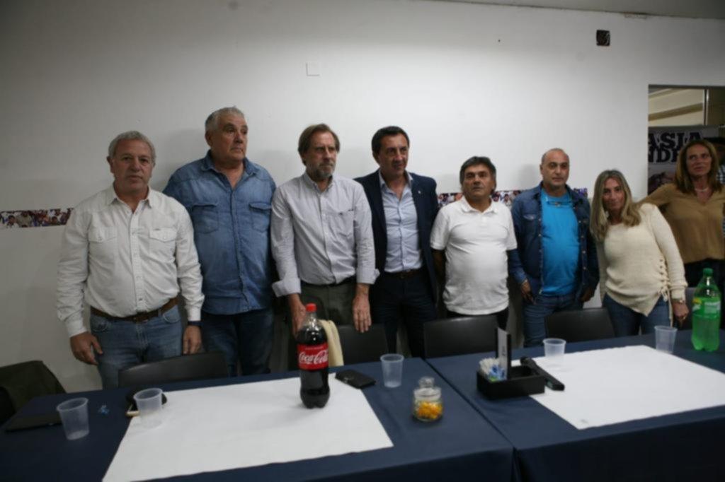 """""""Gimnasia Grande"""" inauguró su local y contó sus ideas"""