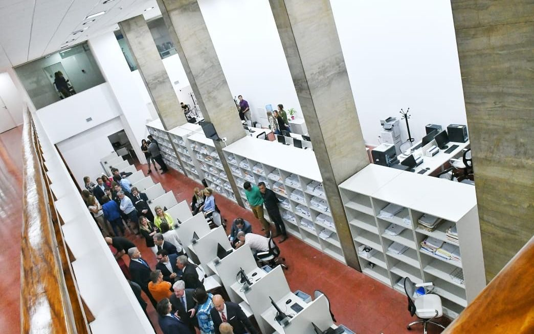 Inauguraron el nuevo edificio de la Dirección Provincial de Personas Jurídicas