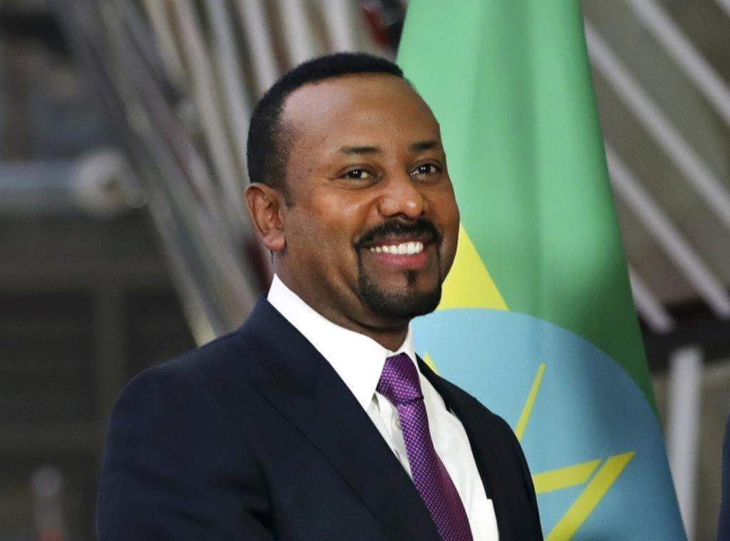 El Nobel de la Paz fue para el primer ministro de Etiopía