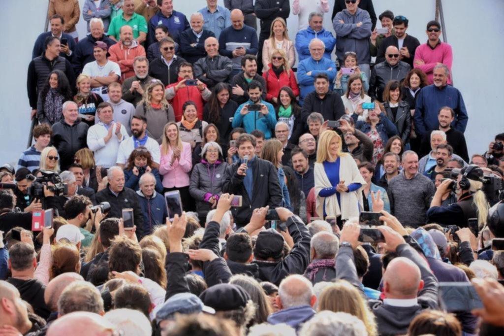 "Kicillof habló de una ""masacre laboral"" en Mar del Plata y culpó al macrismo"