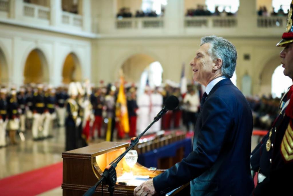 """""""Cuando ganemos la elección se va a recomponer la confianza"""" afirmó Macri"""