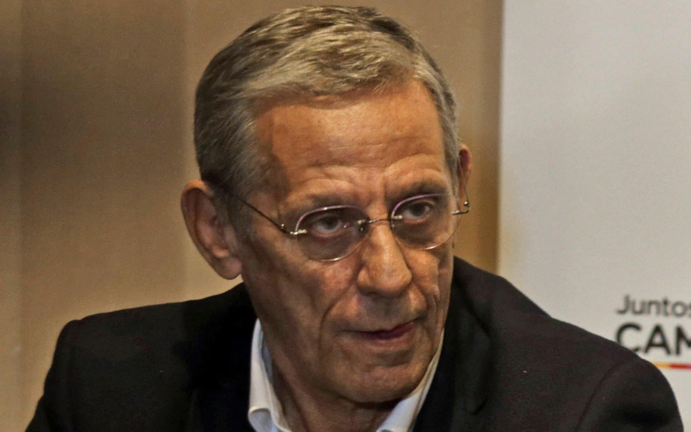"Dolor por la muerte de ""Pechi"" Quiroga, intendente de Neuquén: decretan dos días de duelo"