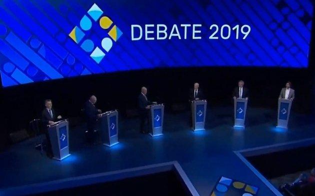 Minuto A Minuto Las Frases De Los Candidatos En El Debate