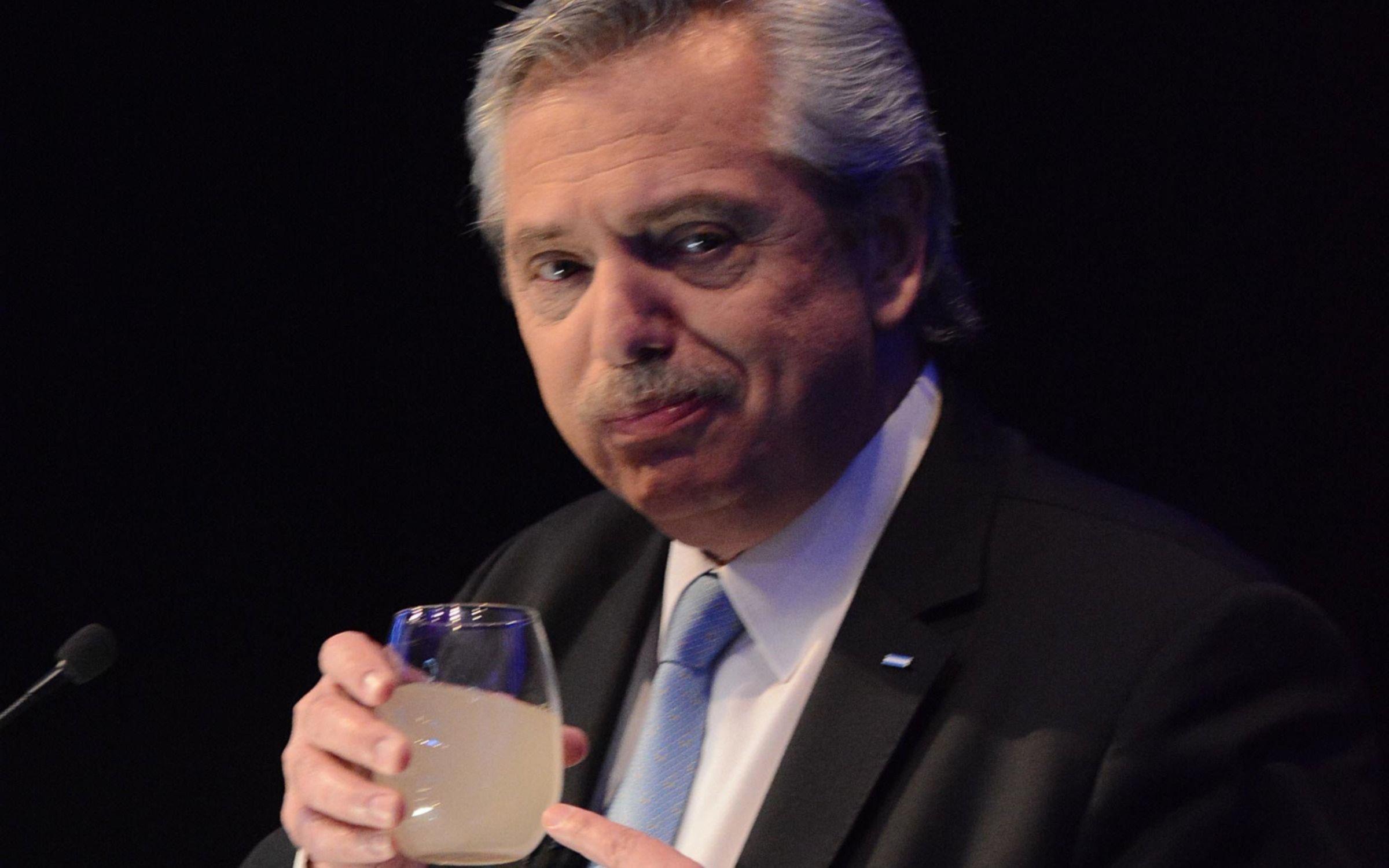 """Alberto Fernández le respondió a Macri: """"La diferencia fue que yo dije la verdad"""""""