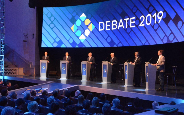Críticas y elogios el día después del debate, donde las principales fuerzas se asumen como ganadoras