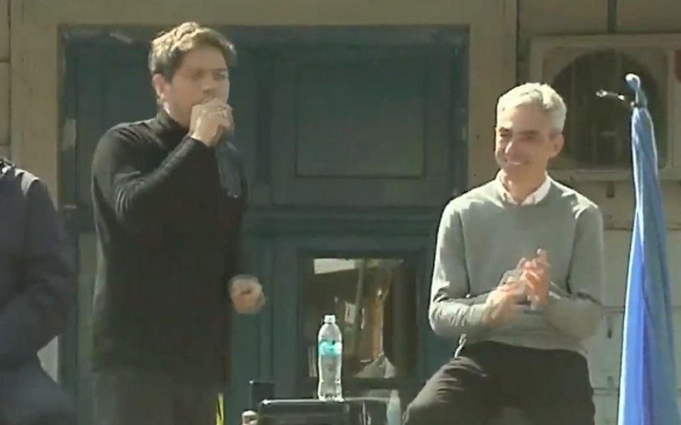 """Kicillof le respondió a Macri: """"No vamos a entrar en provocaciones"""""""