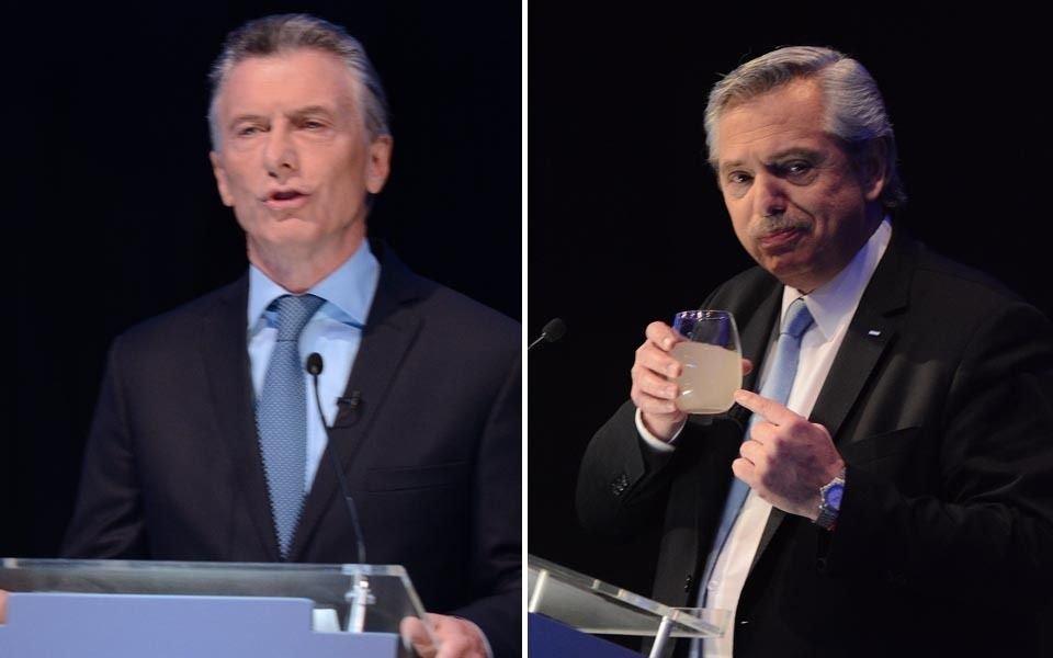 """Sigue la polémica por el """"dedo acusador"""" en el debate presidencial"""