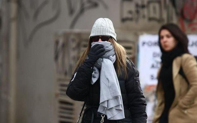 El frío se hizo sentir en distintos puntos de la provincia de Buenos Aires