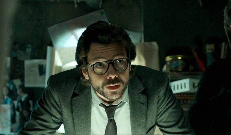 """El Profesor no se rinde: Netflix confirmó que """"La casa de papel"""" tendrá su quinta temporada"""