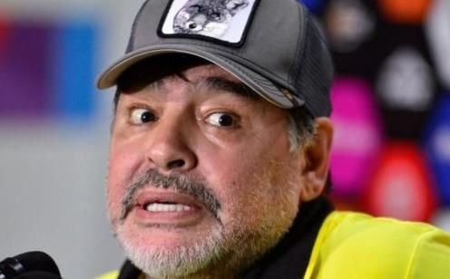 ¿Sale picadito?: con otra supuesta hija en danza, Maradona tendría a sus once
