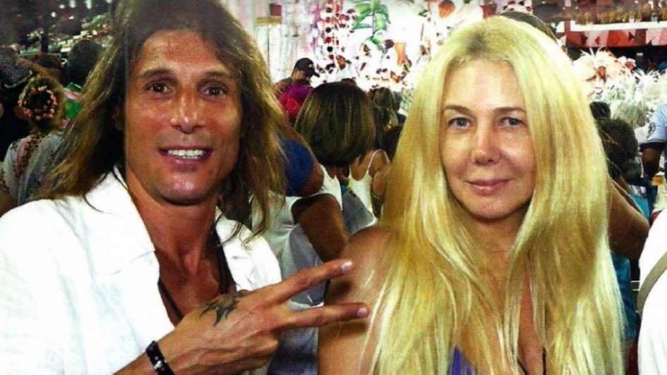Mariana Nannis denunció a Claudio Caniggia por presunta trata de personas