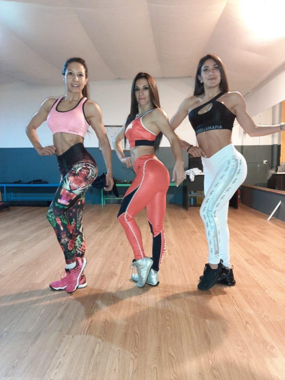 Tres representantes del Fitness platense viajan a Brasil