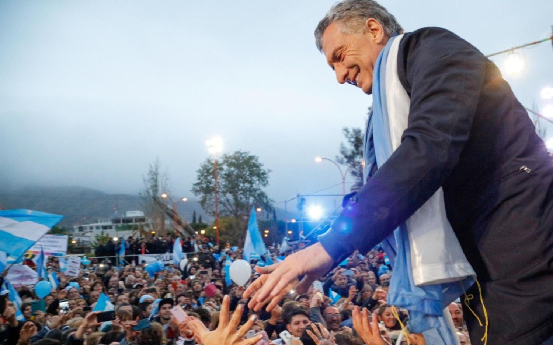 """Macri: """"Si la elección la ganábamos nosotros el dólar seguía a 45 pesos"""""""
