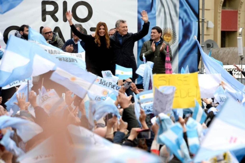 """""""Si la elección la ganábamos nosotros el dólar seguía a 45 pesos"""", aseguró Macri"""