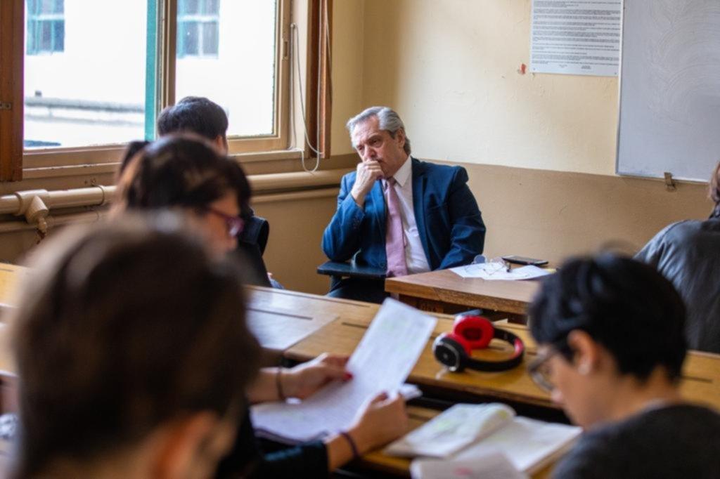 Alberto Fernández revisará la política de Cambiemos en Malvinas