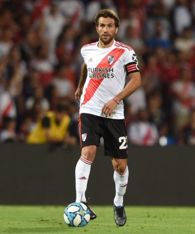 Ponzio estuvo ausente y el Muñeco define los equipos para enfrentar a Arsenal y Boca