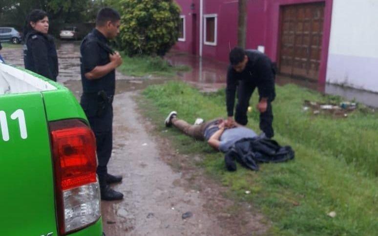 Cayó uno de los sospechosos por el golpe millonario en un banco de La Plata