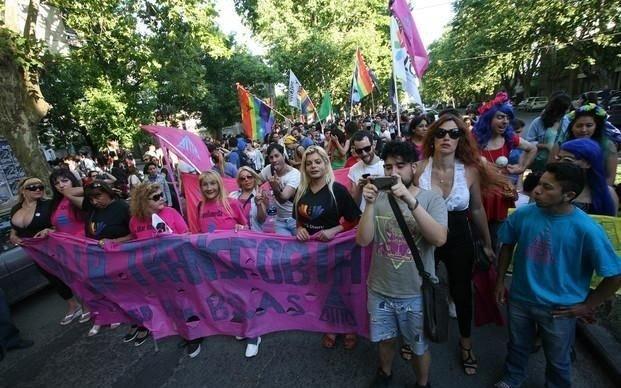 Posponen la marcha del Orgullo LGTBI en La Plata: ¿cuándo se va a realizar?