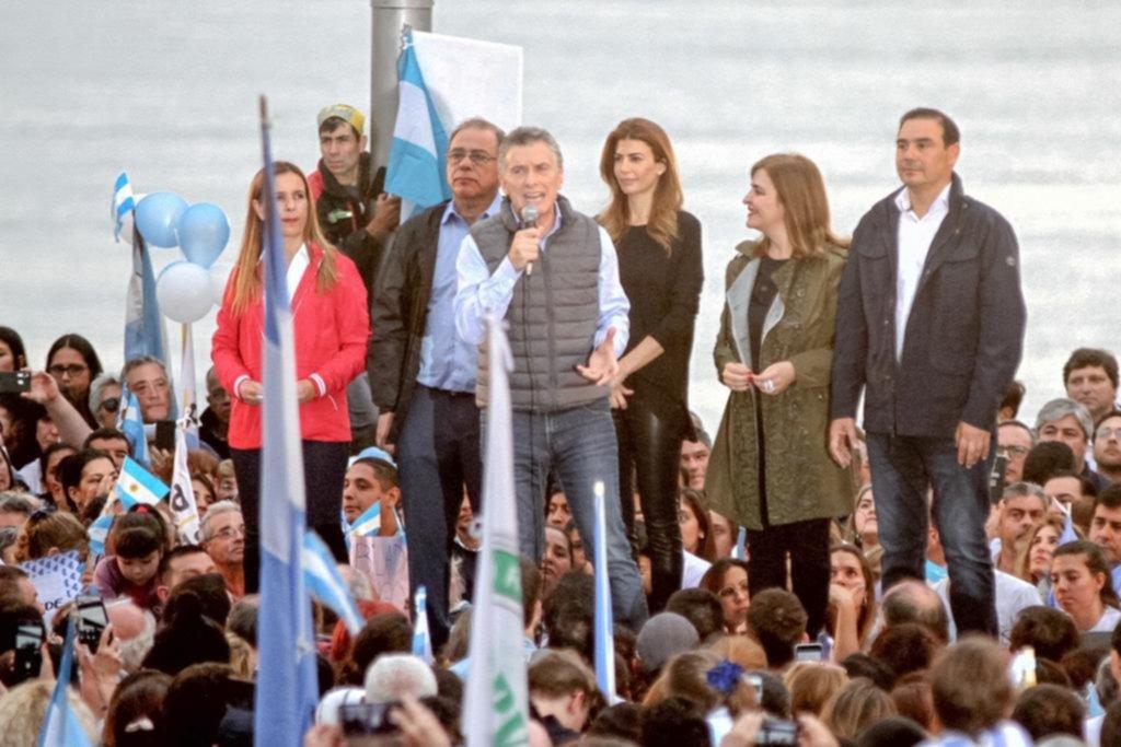 """Mauricio Macri: """"Se que hay muchos escépticos, en especial en el círculo rojo"""""""