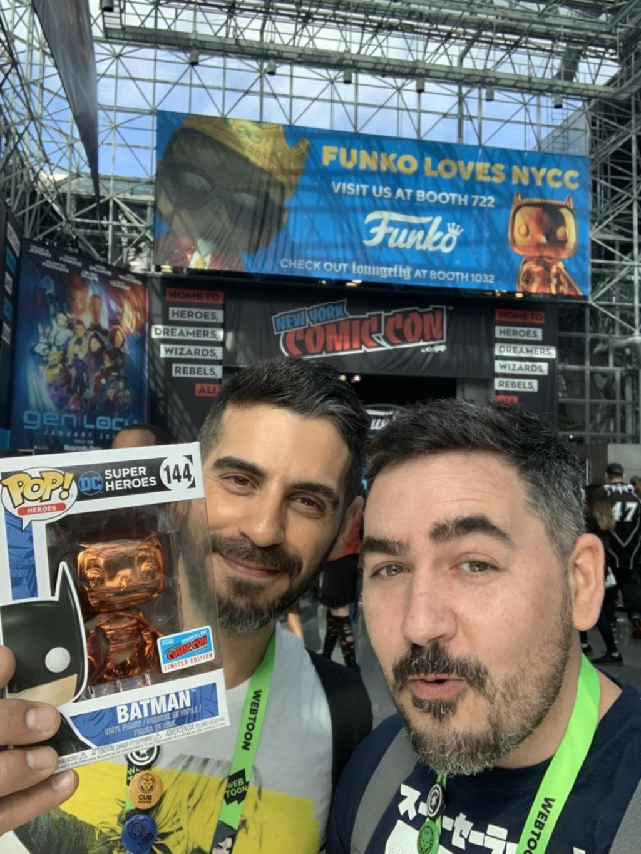 Funko Pop!: el furor por los mini muñecos tiene sede en La Plata