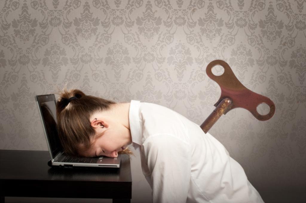 Astenia primaveral: fatiga mental y corporal