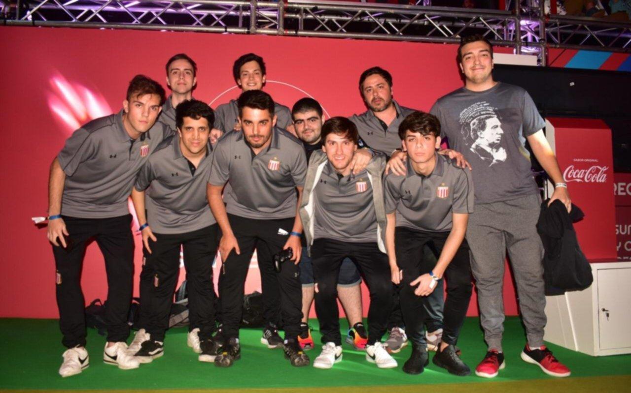 El equipo eSports de Estudiantes, campeón en el Argentina Game Show