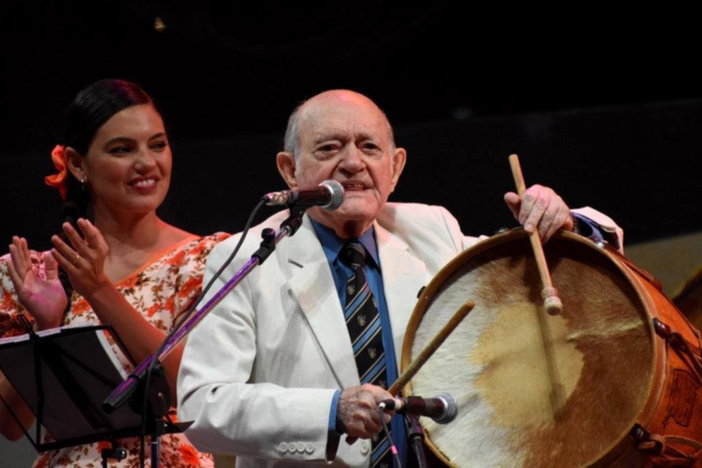 Adiós al último Ábalos: a los 97 años, se fue Vitillo, figura esencial del folclore