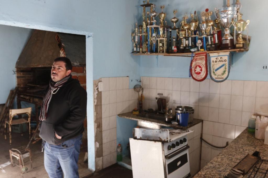 Los clubes de barrio de la Región ya acumulan más de 50 robos en el año