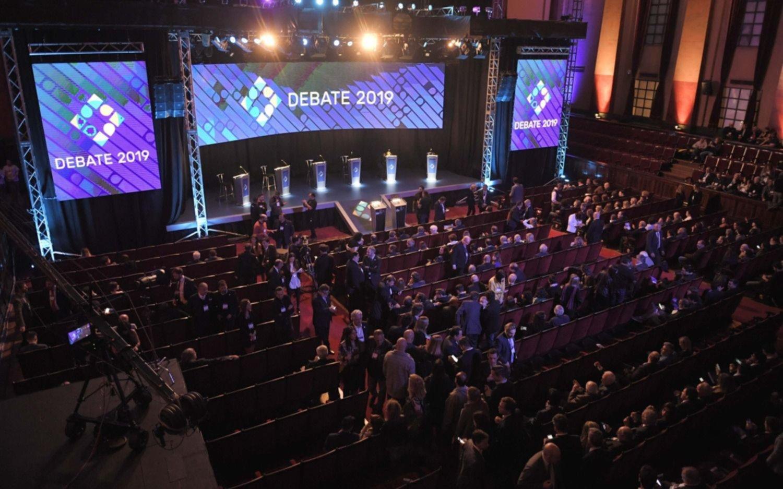 ¿Cuáles fueron las frases de los candidatos que más impactaron en el público?