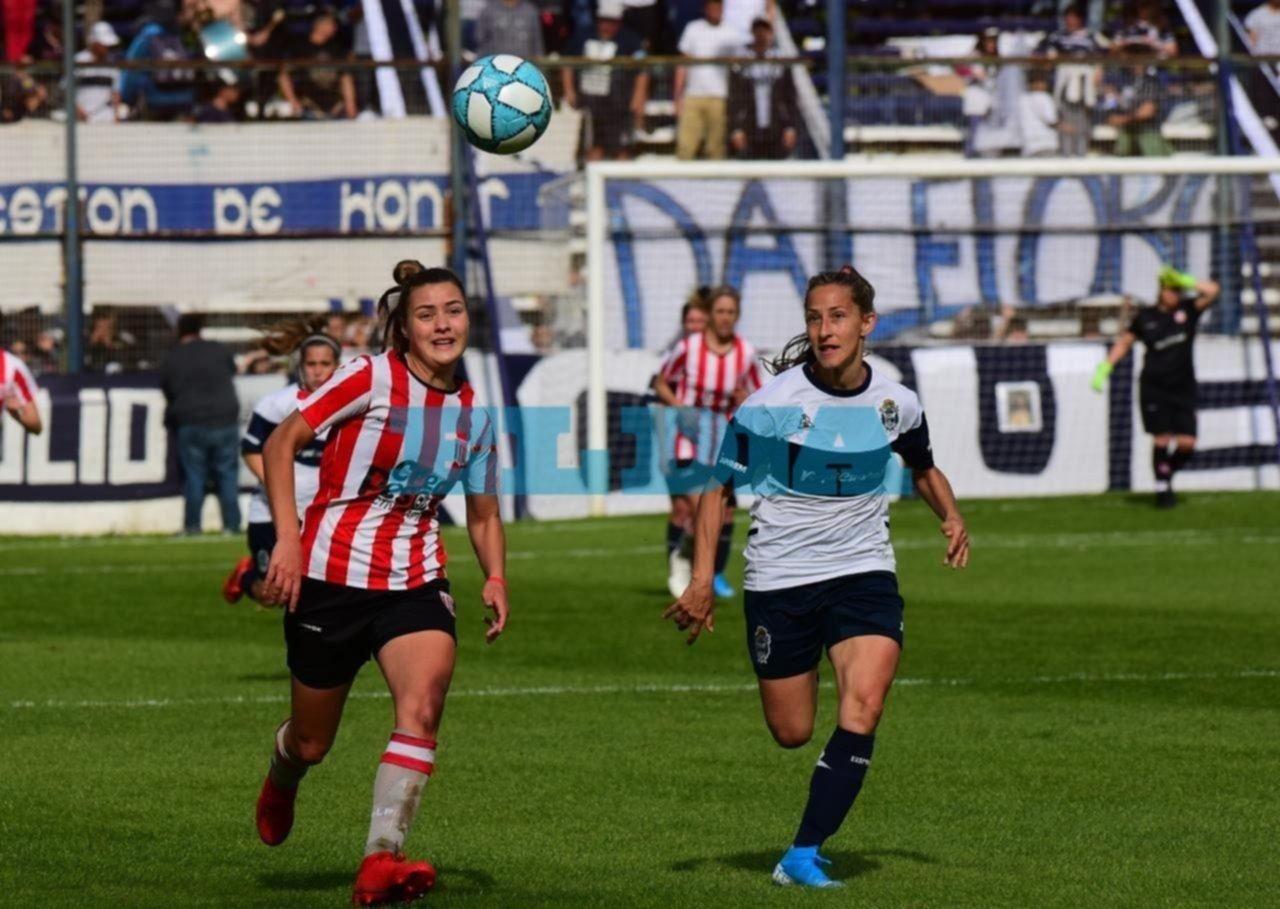 En un Clásico femenino a puro gol, el Lobo y el Pincha empataron en el Bosque
