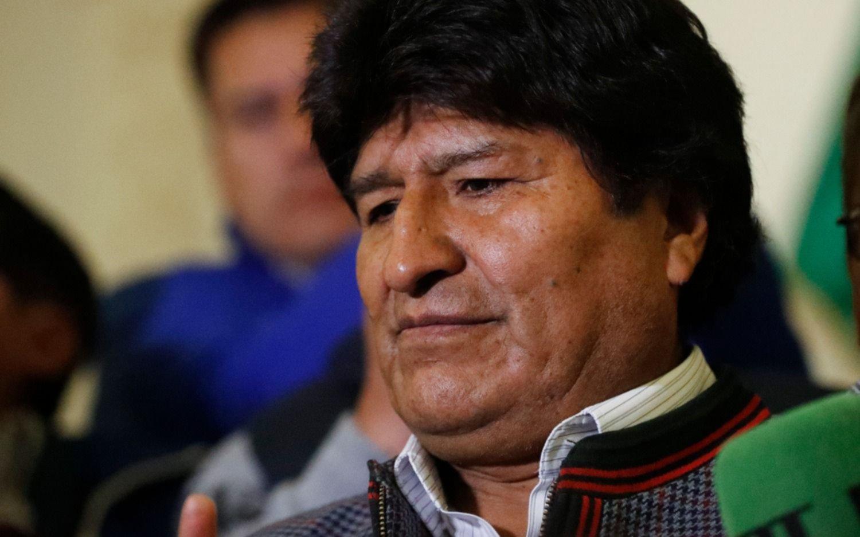 Evo Morales amplía ventaja en conteo rápido en Bolivia
