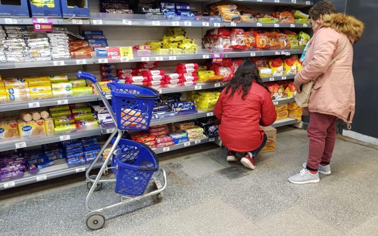 Dos de cada tres alimentos básicos subieron por encima de la inflación