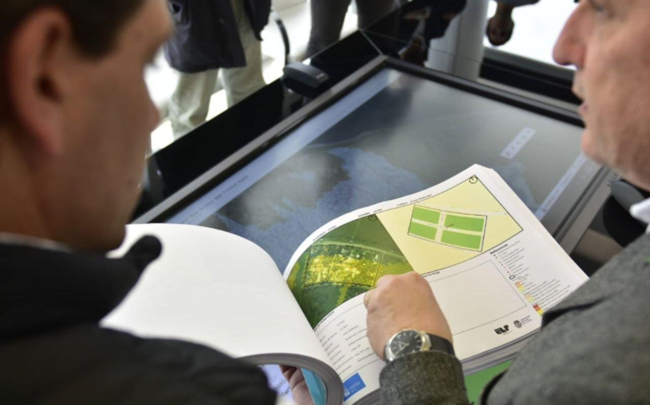 Presentaron el Plan de Reducción del Riesgo por Inundaciones para La Plata