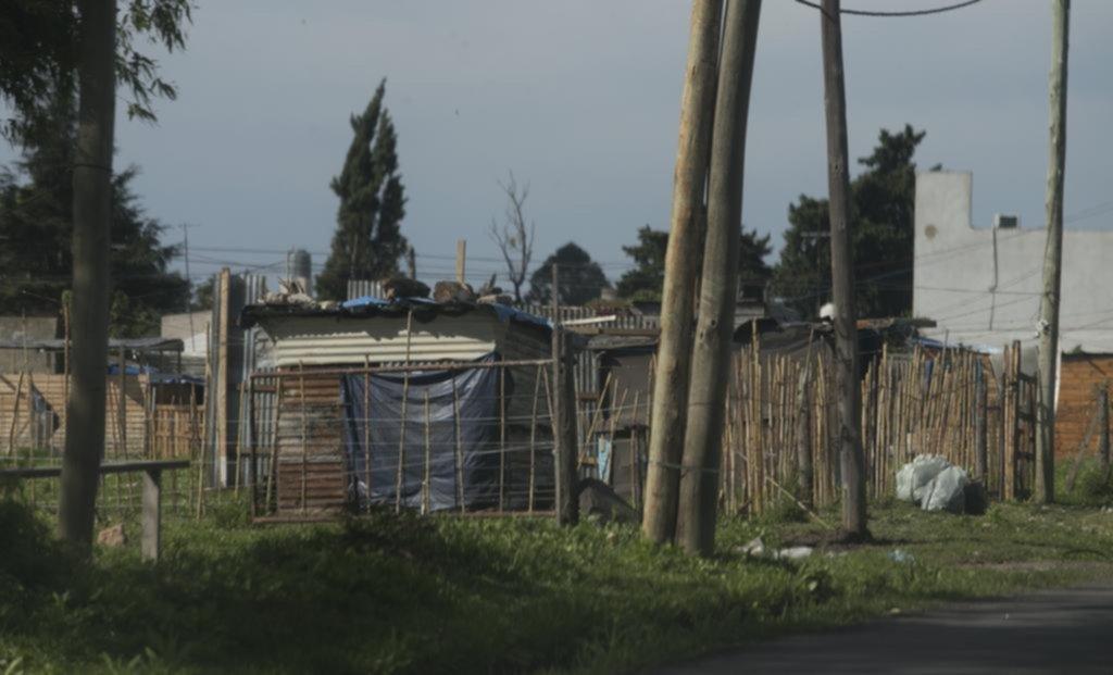 """Vecinos usurpados se suman a una """"liga"""" con la esperanza de recuperar los lotes"""