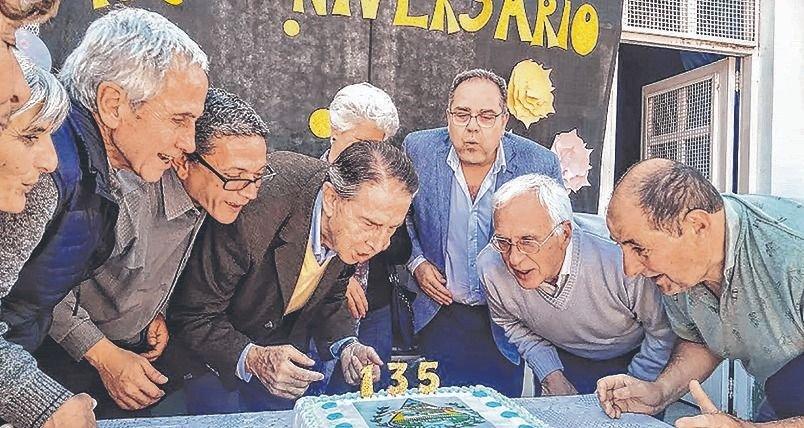 Celebraron el aniversario de un colegio