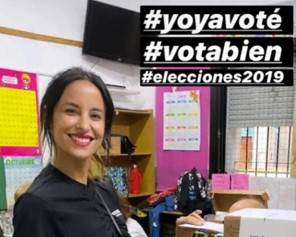 Marcelo Tinelli votó con Lolo y habló de su futuro presidencial