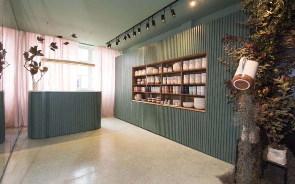 Tienda de cerámicas